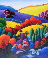 The Church in the Valley - (GBP 450)